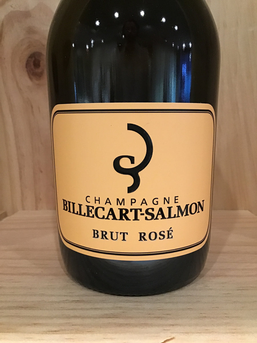 Billecart-Salmon Champagne Brut Rosé (375mL)