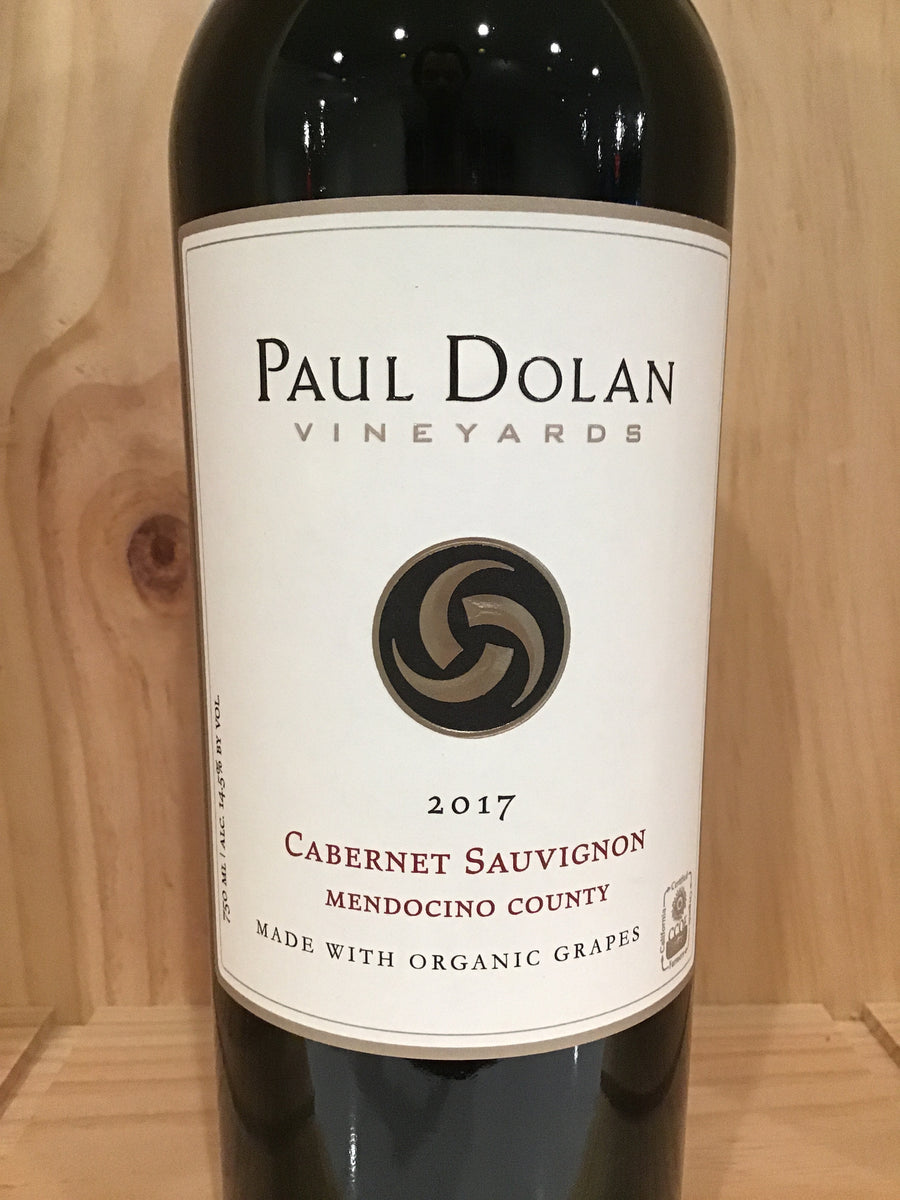 Paul Dolan Vineyards Cabernet Sauvignon (Organic)