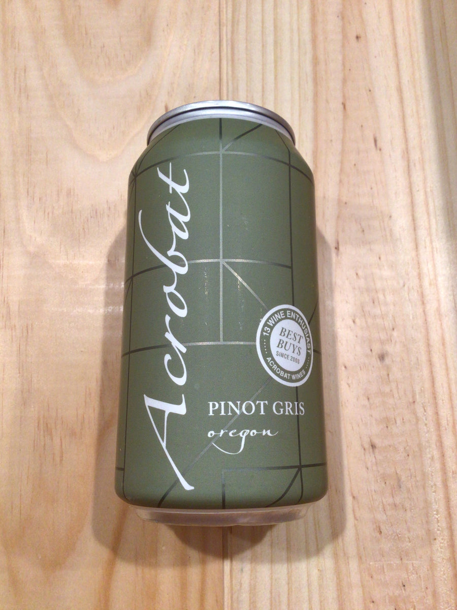 Acrobat Pinot Gris (Oregon) Cans 12/375ml