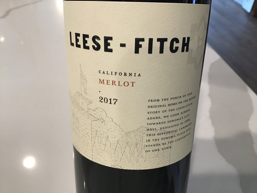 Leese-Fitch Merlot (Calif.) 16