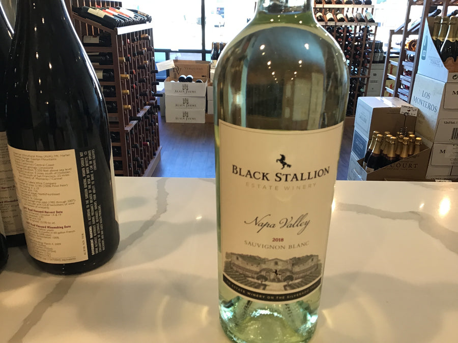 Black Stallion Sauvignon Blanc