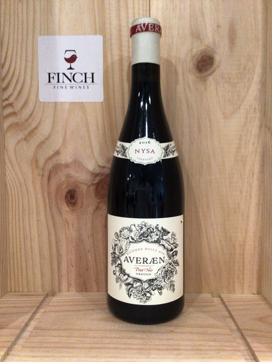 "Averaen Pinot Noir ""NYSA Vineyard"""