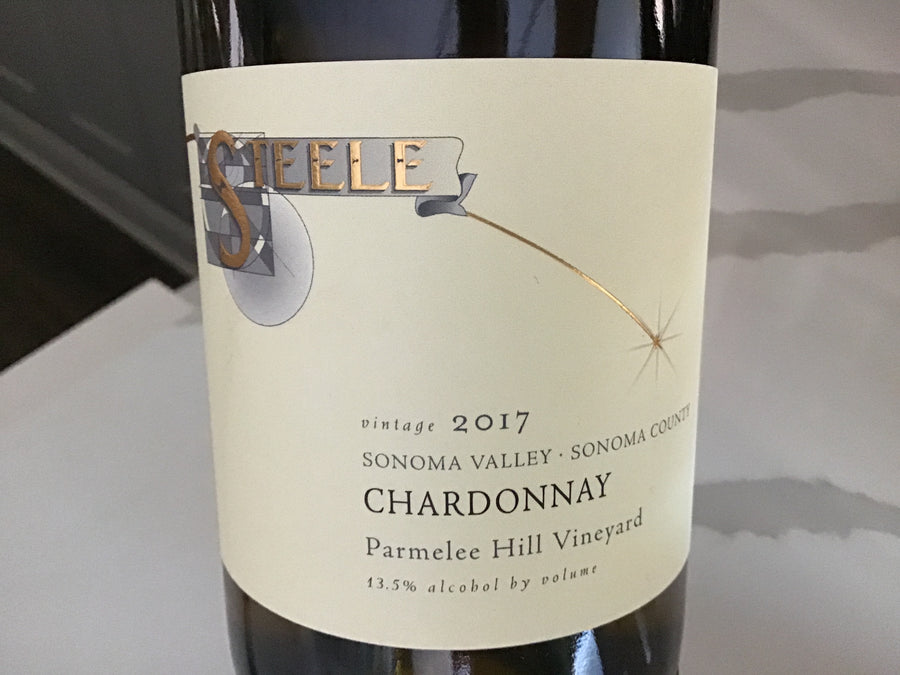 Steele Chardonnay Parmelee Hill (Son.Cst) 17 6pk