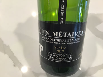Louis Metaireau Muscadet Grand Mouton