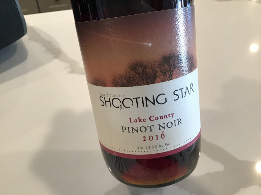 Shooting Star Pinot Noir (Lake Co.) 17