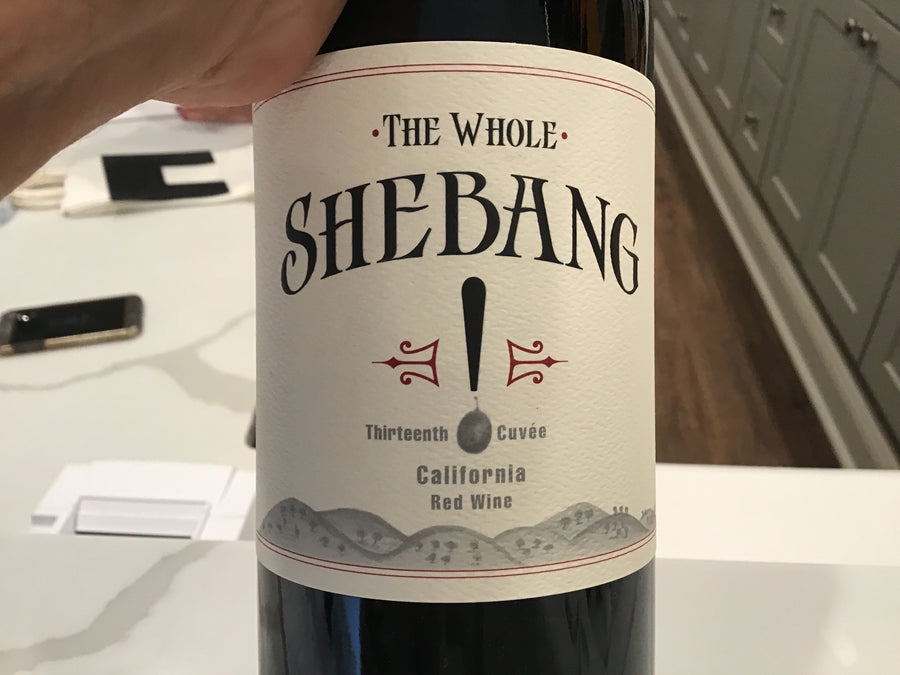 whole shebang red