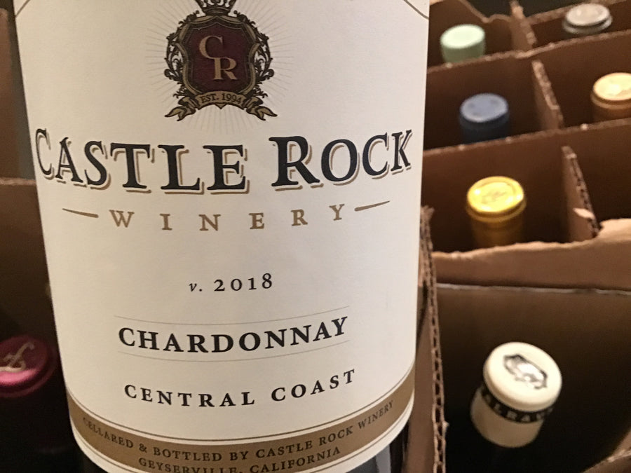 Castle Rock Chardonnay (Central Coast) 18