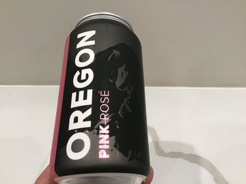 Oregon Pink Rose Can