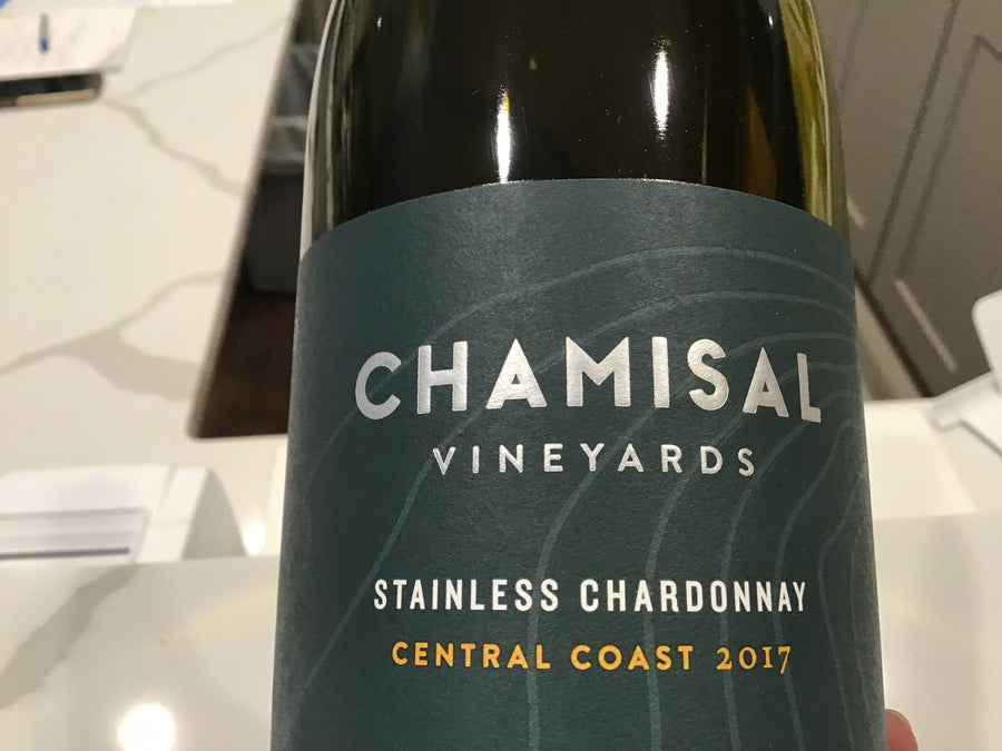 Chamisal Chardonnay Stainless (Central Coast) 17