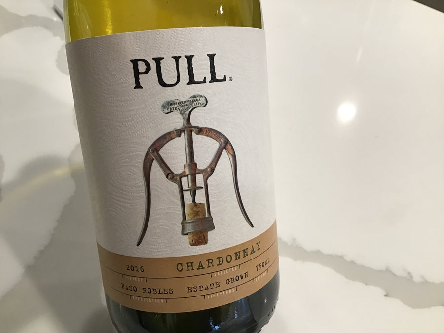Pull Chardonnay (Paso Robles) 16