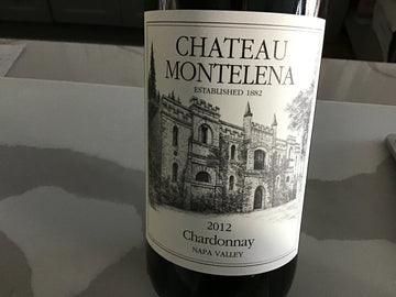 Chateau Montelana Decade Release Chardonnay