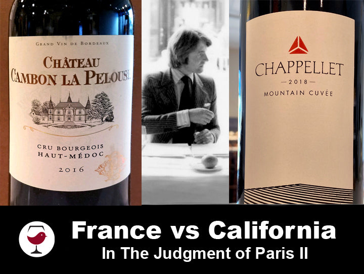 Judgement of Paris II: Virtual Tasting