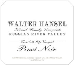 Virtual Tasting: Walter Hansel