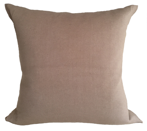 Cashmere pillows
