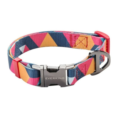 Pattern Leash and Collar Set