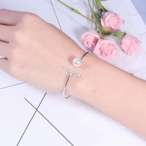 Nice Adjustable Cuff Bracelet - Jenicy