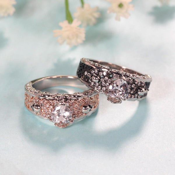 Gothic Vintage Ring - Jenicy