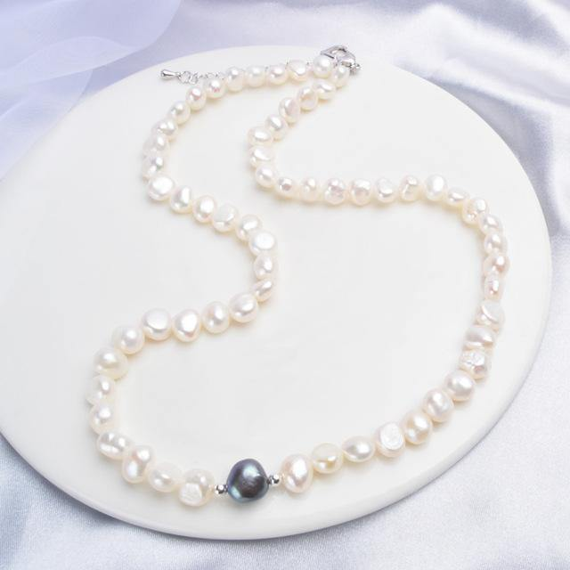 Freshwater Pearls Choker Necklace for Women - Jenicy
