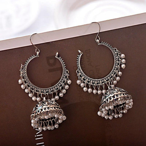 Jhumka Dangle Earrings - Jenicy