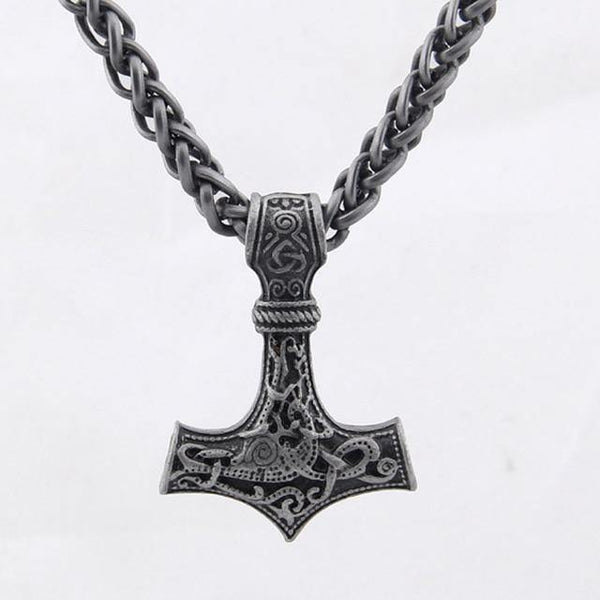 Viking necklace - Jenicy