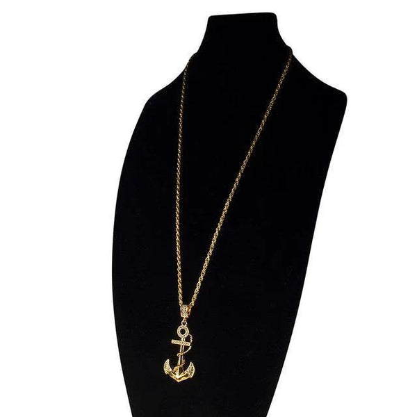 Pendant Long Chain Necklaces - Jenicy