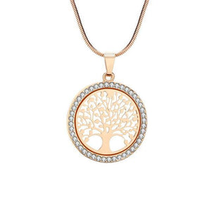 Tree of Life Pendant Necklace - Jenicy
