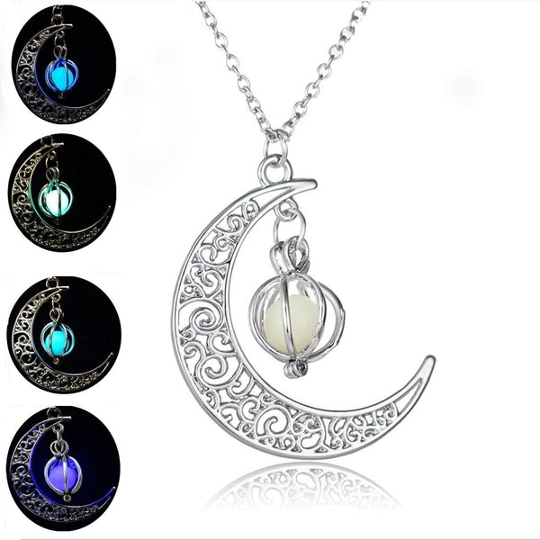 Night Moon Necklaces - Jenicy