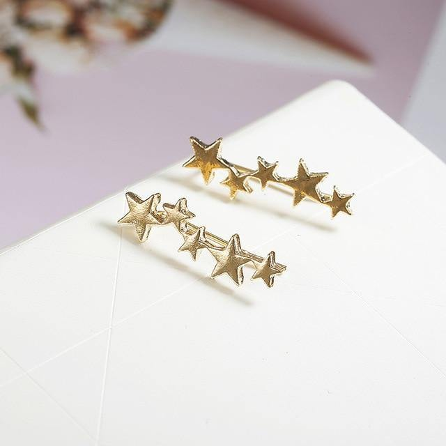 Star Stud Earrings - Jenicy