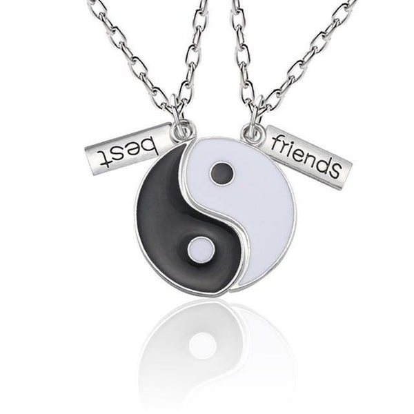 Best Friends Charm Necklace - Jenicy
