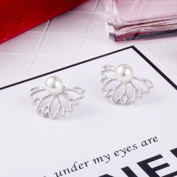 2019 Fashion Stud Earrings for Women - Jenicy
