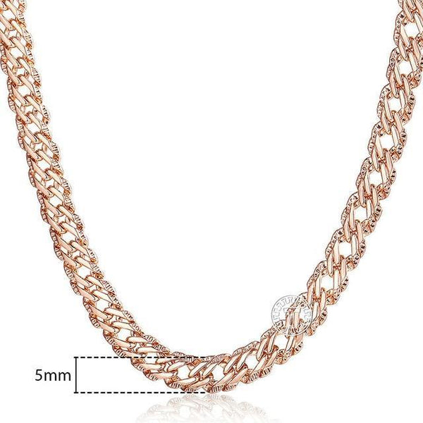 Personalized Chain Necklace - Jenicy