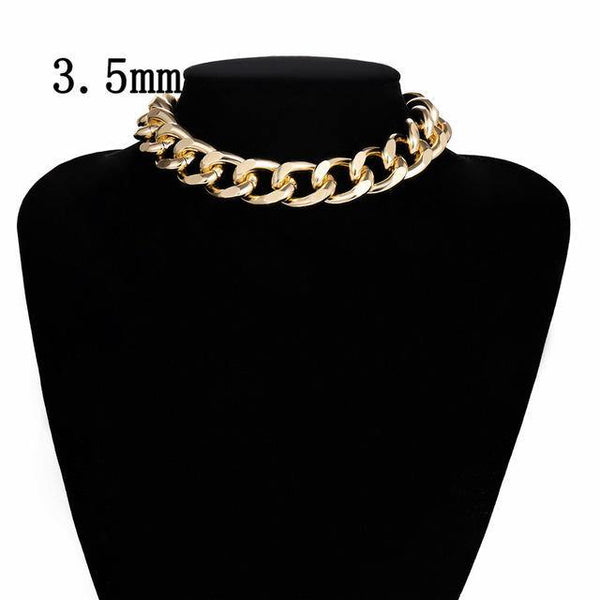 Choker Chain Necklace for Women - Jenicy