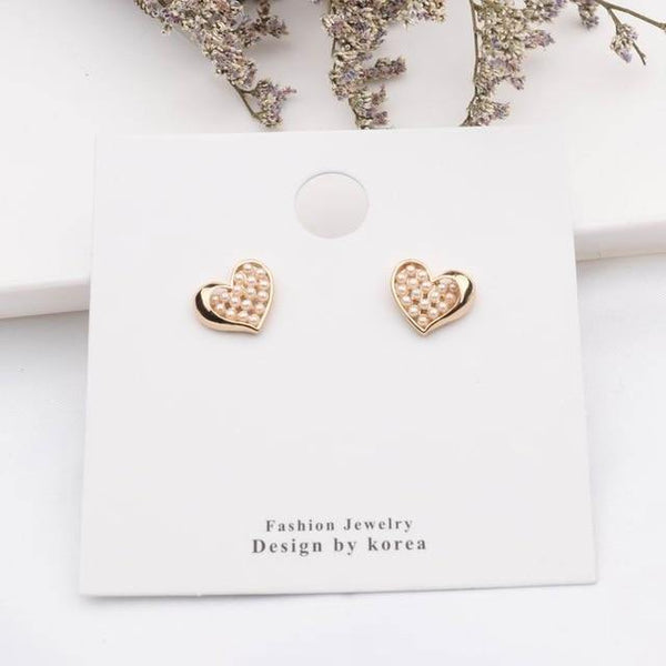 Lovely Stud Earrings - Jenicy