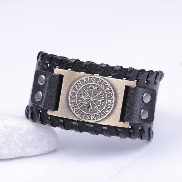 Genuine Leather Bracelet - Jenicy
