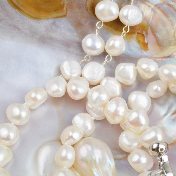 Freshwater Pearls Jewelry Sets - Jenicy
