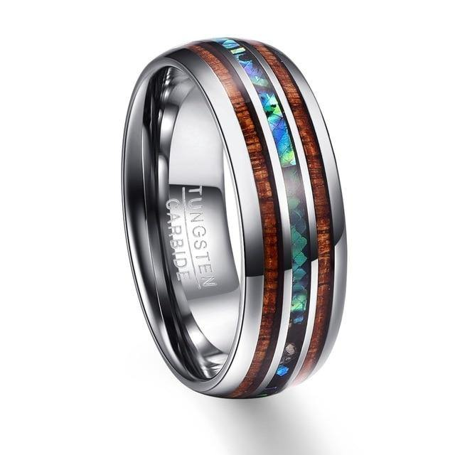Tungsten Carbide Band for Men - Jenicy