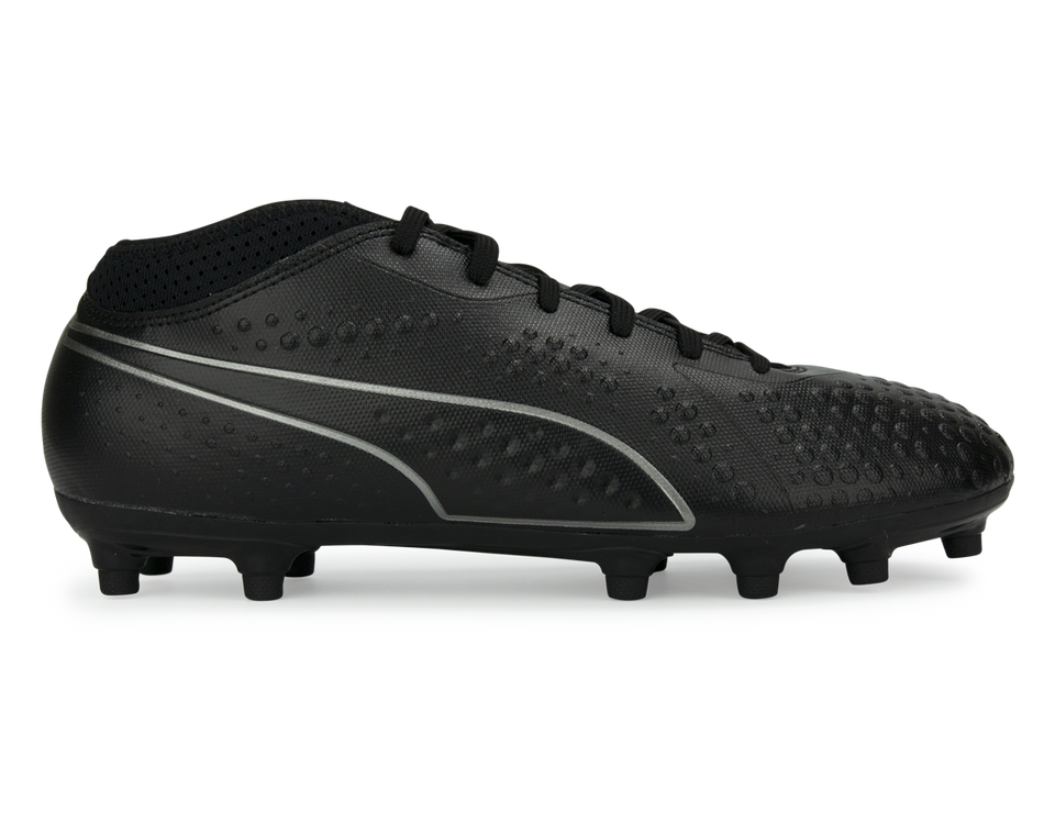PUMA Men's ONE 4 Synthetic FG Black