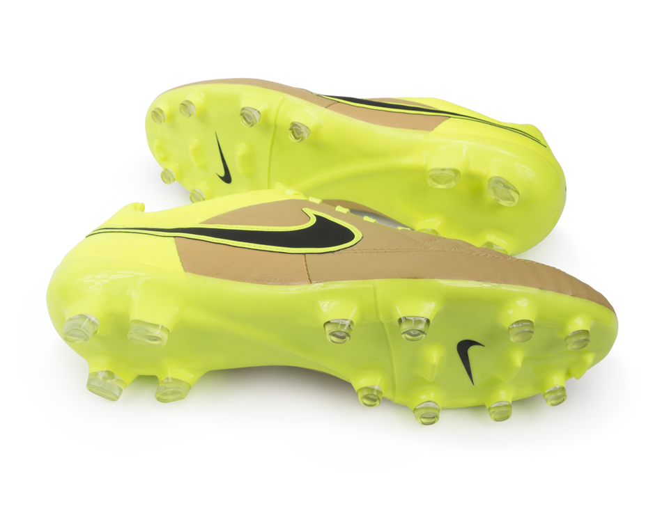 Nike Men's Tiempo Legacy FG Canvas/Black/Volt
