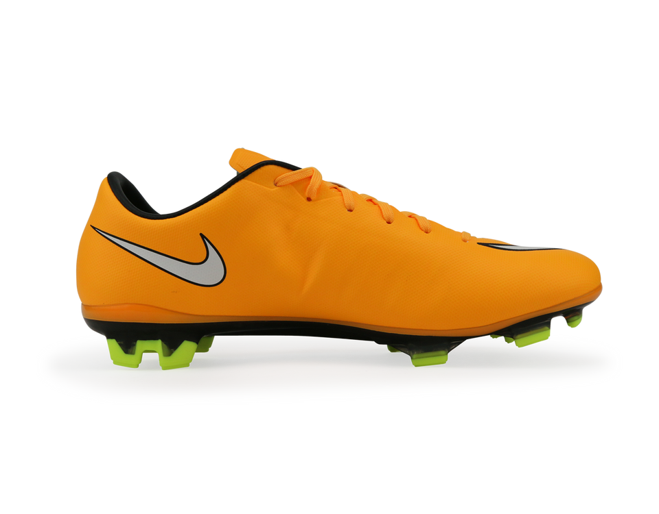 Nike Men's Mercurial Veloce II FG Laser Orange/Black/Volt