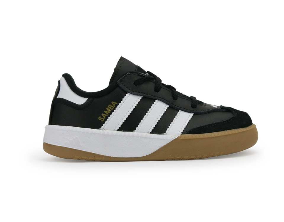 adidas Infant Samba Millennium Soccer Shoes Black/White