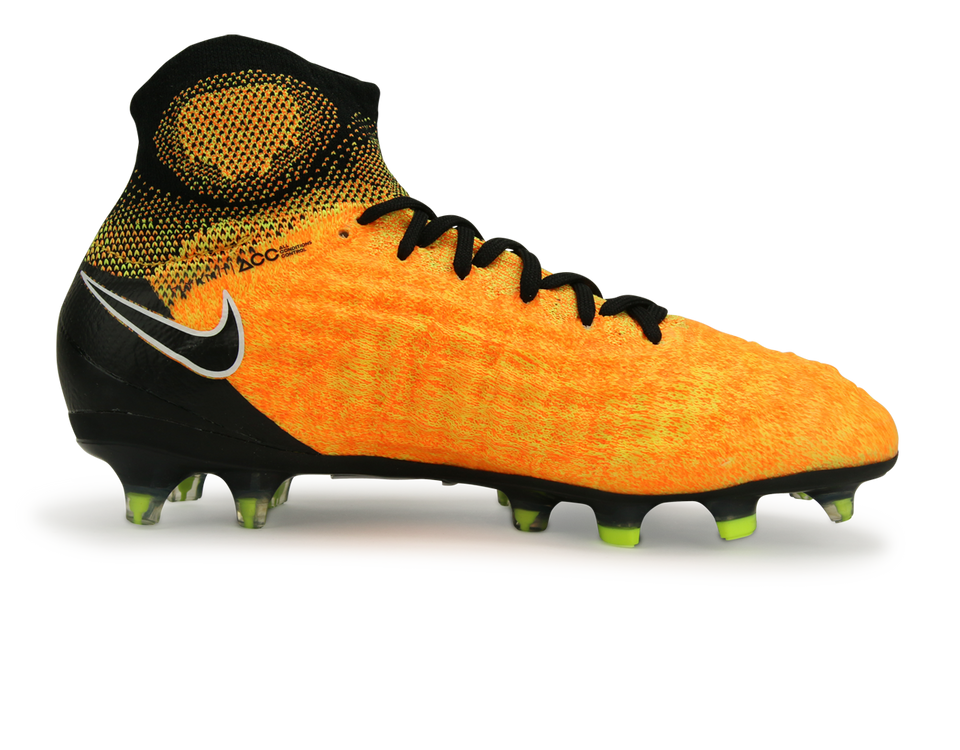 Nike Kids Magista Obra II FG Laser Orange/Black/White/Volt