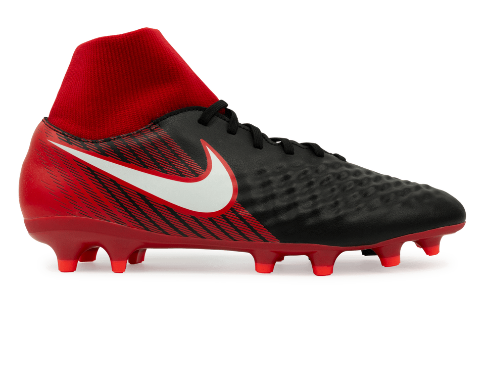 Nike Men's Magista Onda II DF FG Black/White/University Red