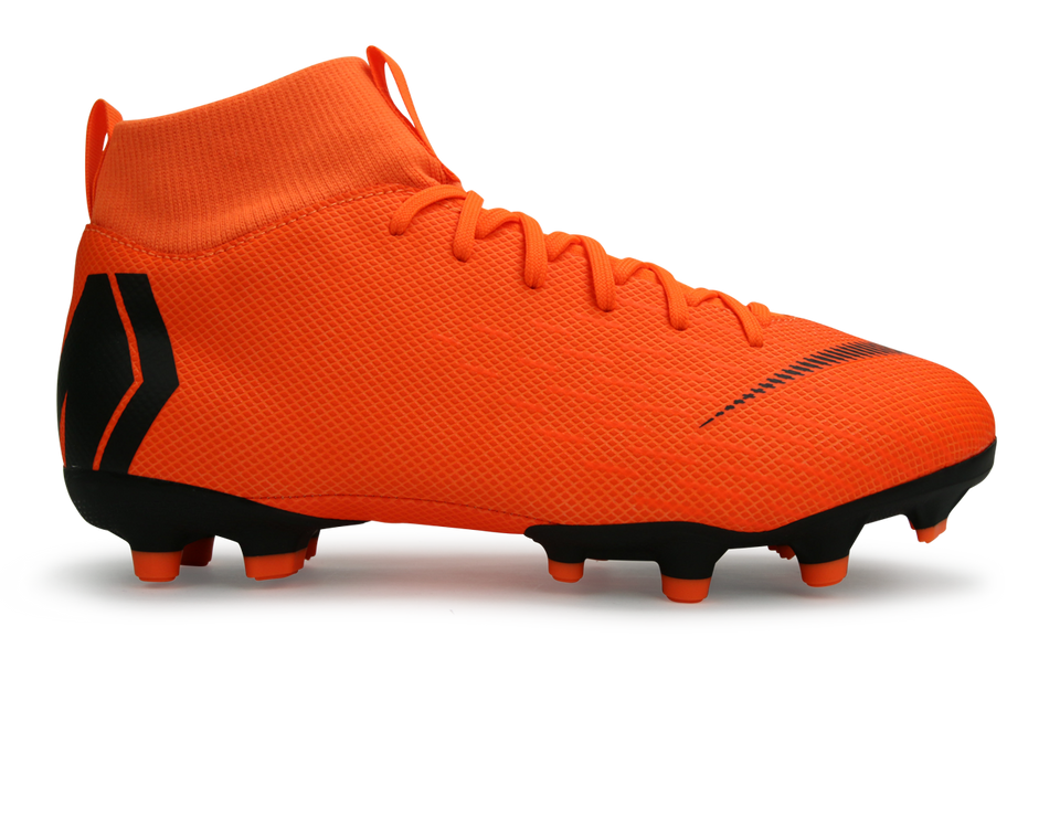 Nike Kids Mercurial SuperflyX VI Academy GS FG/MG Total Orange/Black