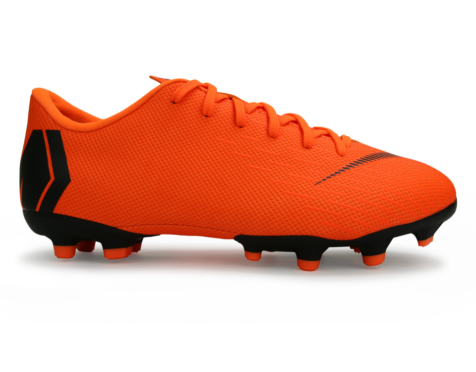 Nike Kids Mercurial Vapor XII Academy GS FG/MG Total Orange/Black