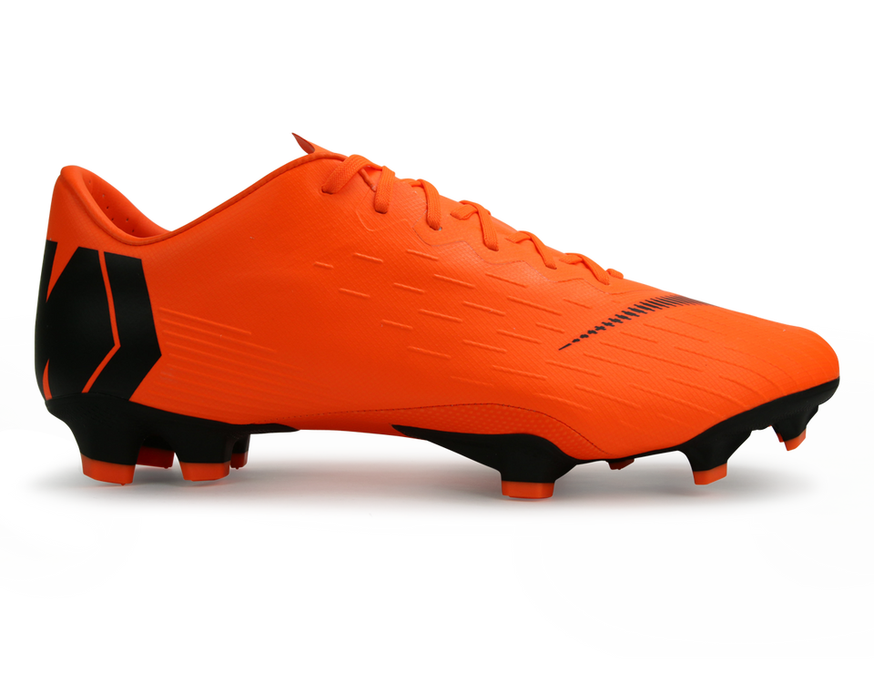 Nike Men's Mercurial Vapor XII Pro FG Total Orange/Black