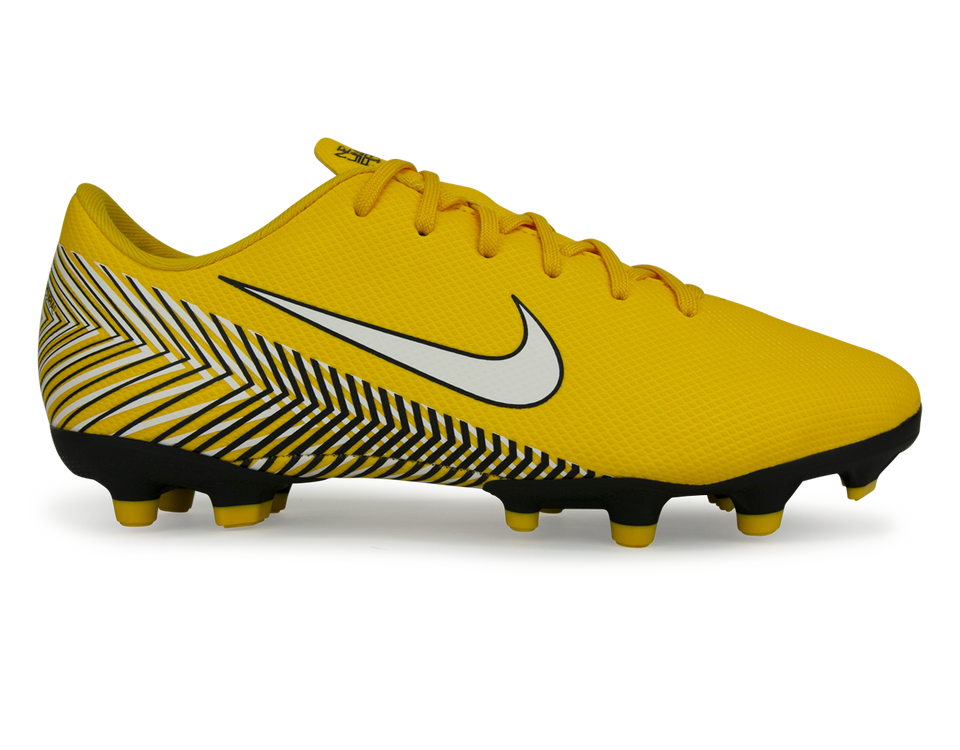 Nike Kids Mercurial Vapor 12 Academy Neymar Jr MG Amarillo/White/Black