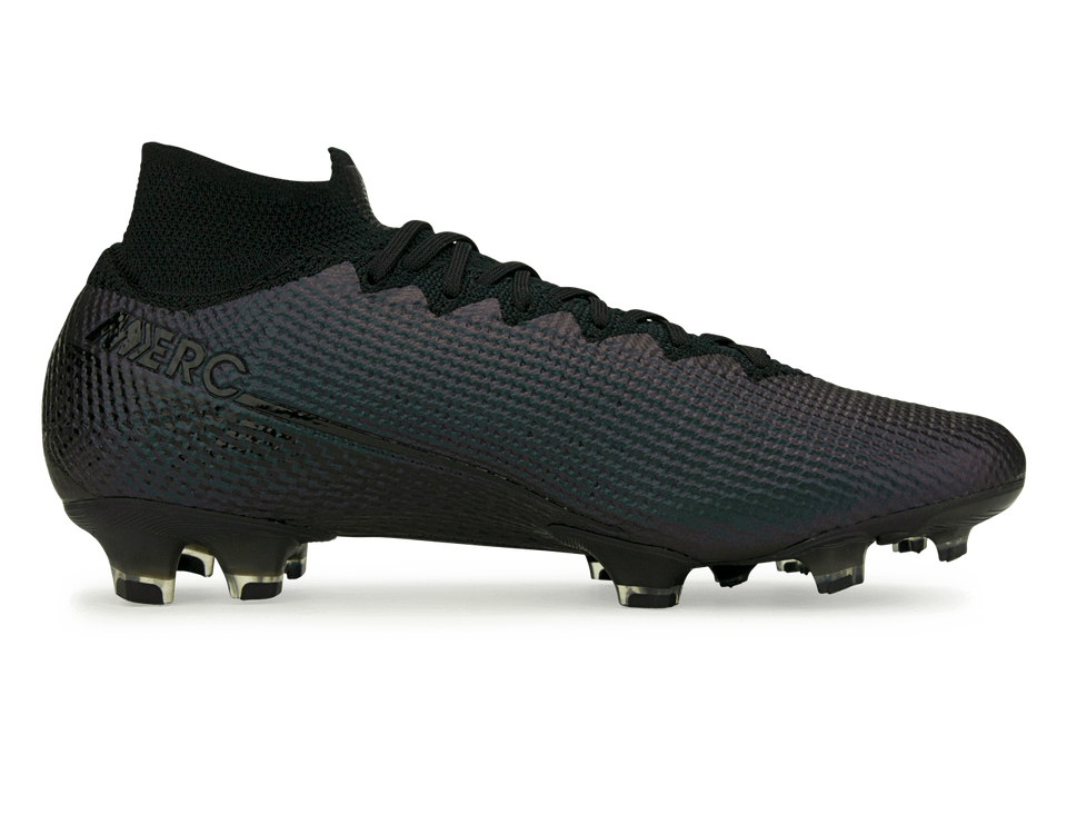 Nike Men's Mercurial Superfly 7 Elite FG Black