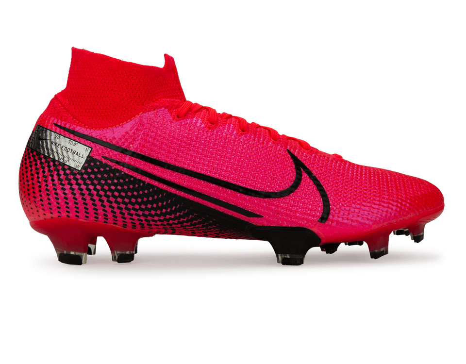 Nike Men's Mercurial Superfly 7 Elite FG Laser Crimson/Black