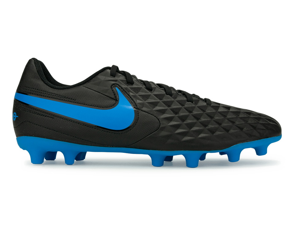 Nike Men's Tiempo Legend 8 Club FG/MG Black/Blue/Hero