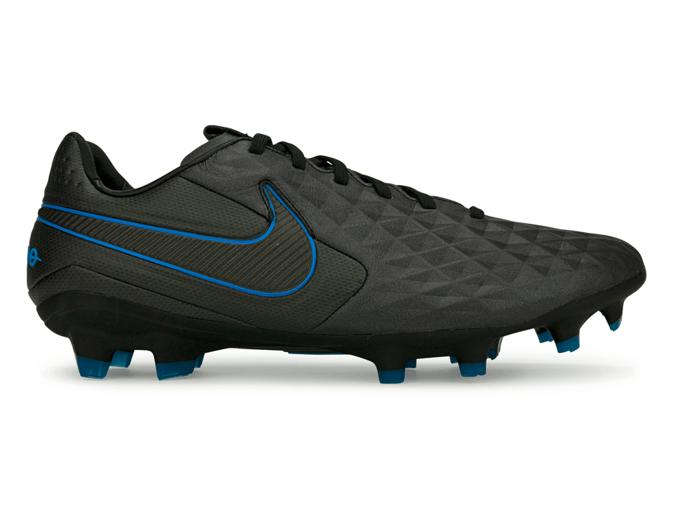 Nike Men's Tiempo Legend 8 Pro FG/MG Black/Blue/Hero